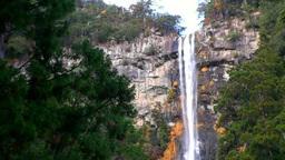 Nachinotaki waterfall Footage