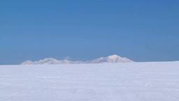 雪の丘と大雪山 Footage
