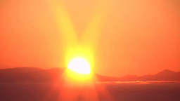 噴火湾の日の出 Footage