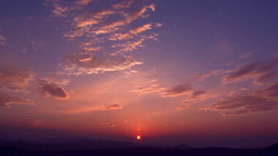 Sunrise Footage