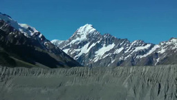 Mount Cook Footage