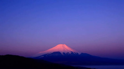 Mt Fuji Sunrise Footage