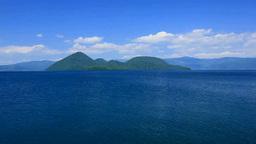 Lake Toyako Footage