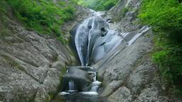 Toudo Waterfalls Footage