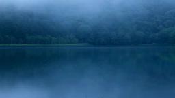 霧のオンネトー Footage
