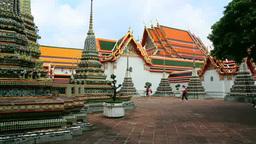 Wat Pho Footage
