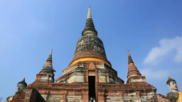 Wat Yai Chaimongkon Footage