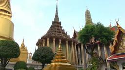 Wat Phra Kaeo Footage