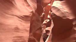 Antelope Canyon Stock Video Footage