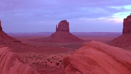 Monument Valley Footage