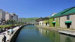 小樽運河 Footage