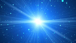 Radiating light Stock Video Footage