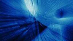 移動する青い光 Stock Video Footage