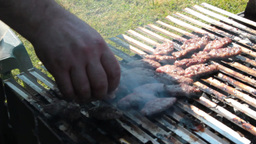 GRILL Stock Video Footage