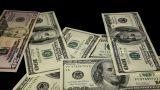 Dollar Background, Timelapse Footage