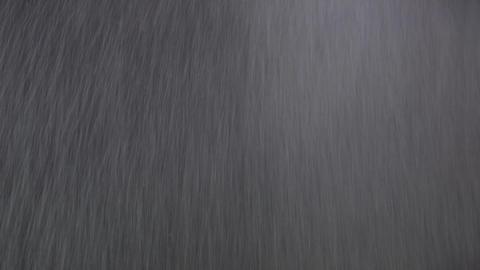 Rain isolated II WS MS Stock Video Footage