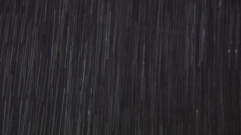 Rain isolated II WS MS Footage