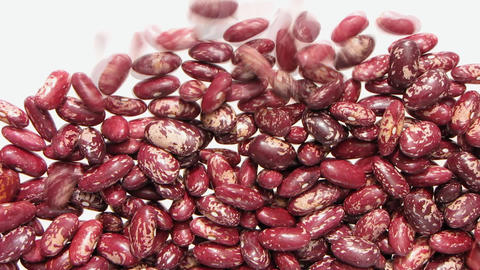 Red beans Stock Video Footage