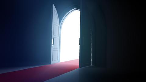 Door Opening CD R1 In HD Stock Video Footage