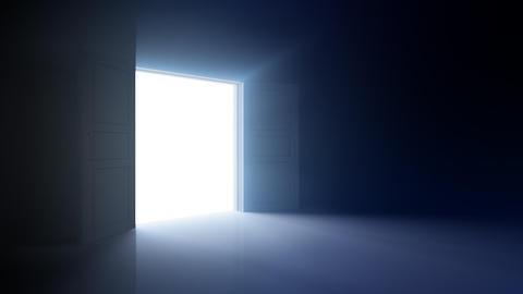Door Opening DD L1 Fix HD Stock Video Footage