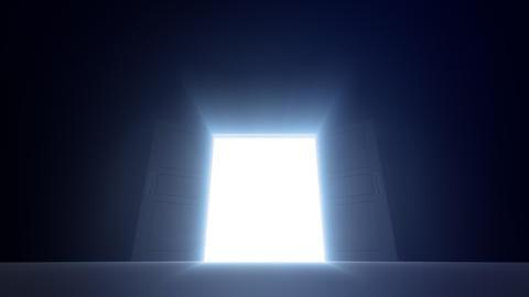 Door Opening DD M2 Fix HD Stock Video Footage