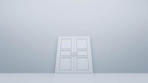 Door Opening DW M2 Fix HD Stock Video Footage