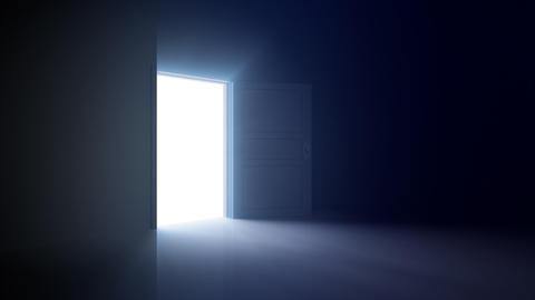 Door Opening SD L1 Fix HD Stock Video Footage