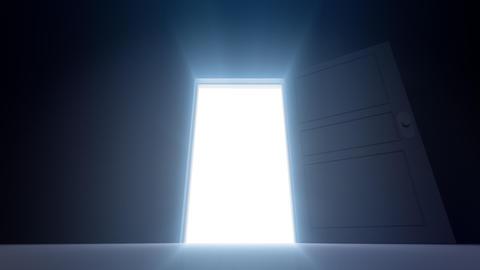 Door Opening SD M1 Fix HD Stock Video Footage