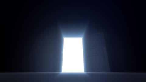 Door Opening SD M2 Fix HD Stock Video Footage
