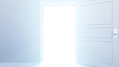 Door Opening SW F1 In HD Stock Video Footage