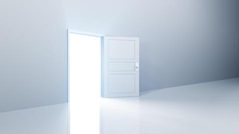 Door Opening SW L1 Fix HD Stock Video Footage