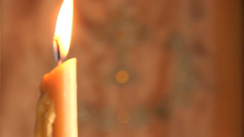 candle 8 Stock Video Footage