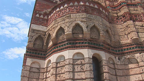 nessebar church 12 Stock Video Footage