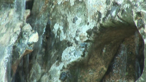 water stones 1 Stock Video Footage