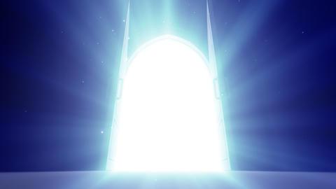 Door Opening CD M1 Fix2 HD Stock Video Footage