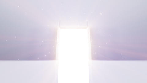 Door Opening DW M1 In2 HD Stock Video Footage