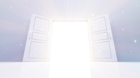 Door Opening DW M1 In2 HD Animation
