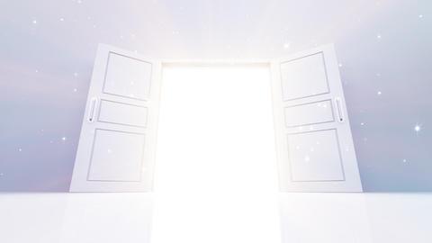 Door Opening DW M1 In2 HD Animation