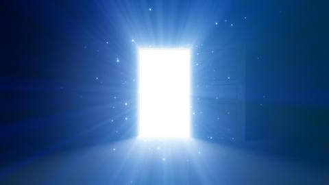 Door Opening SD F2 In2 HD Animation