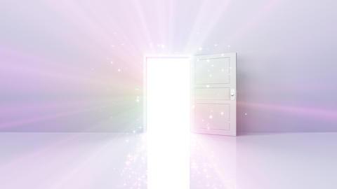 Door Opening SW F1 Fix2 HD Stock Video Footage