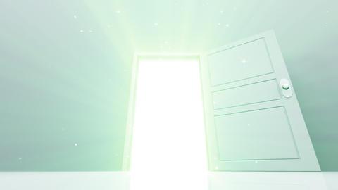 Door Opening SW M1 Fix2 HD Stock Video Footage