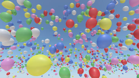 Door Opening Balloon CD M1 In3 HD Animation
