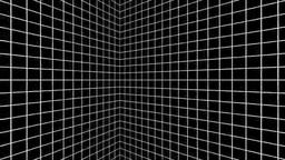 四角い線の空間 Footage