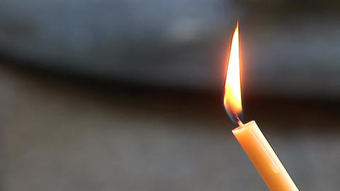 candle 2 Stock Video Footage