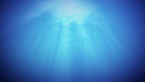 Underwater background 02 Stock Video Footage