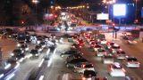 Highway at night Footage