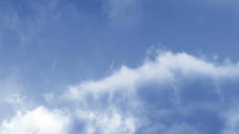 Cloudscape. Loop Animation