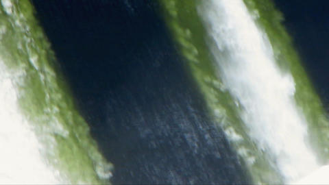 Spillway. 06 Stock Video Footage