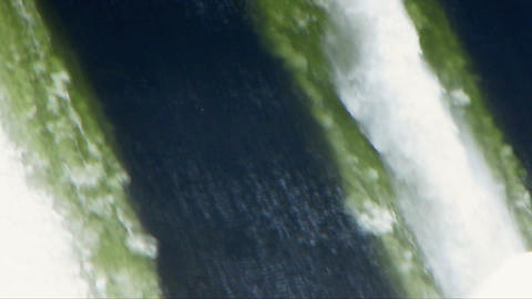 Spillway. 06 Stock Video Footage