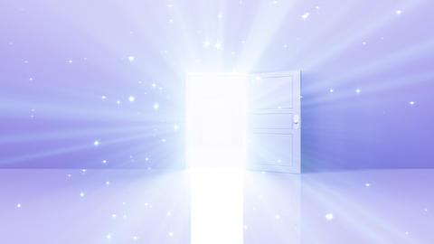 Door Opening loop SW F2 In HD Stock Video Footage